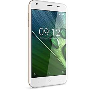 [Amazon] Acer Liqud Z6 Gold/Weiß Android 6 Smartphone Dual-SIM