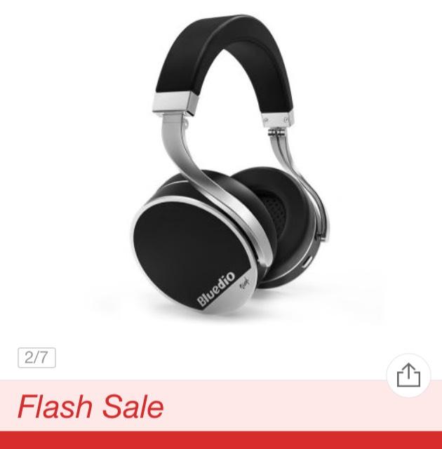 Bluedio vinyl Plus Luxus (Bluetooth Kopfhörer) [Gearbest]