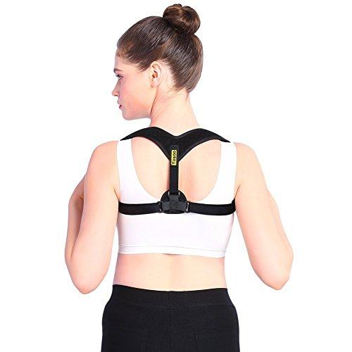 Yosoo Haltungskorrektur Geradehalter Schulter Rücken für 8,99 € [Amazon Prime]
