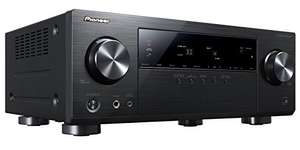 Pioneer VSX-531-B 5.1 Receiver (130 Watt Pro Kanal, Bluetooth, HDCP 2.2, Eco-Mode, 4K Ultra HD Passthrough) für 173,69€ (Amazon.co.uk)