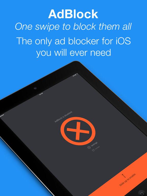 Adblock (iOS) gratis (statt 1,99€) [iTunes]