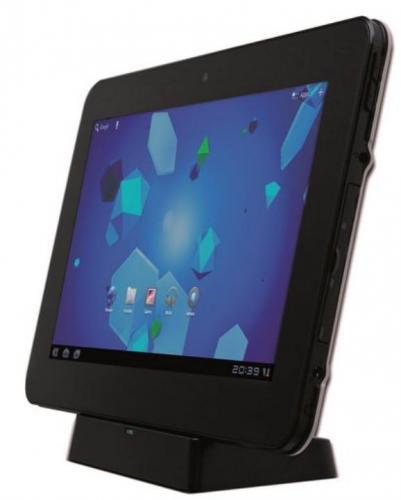 Smartbook Surfer 360 MN10U - Tegra 2 Tablet mit UMTS in schwarz
