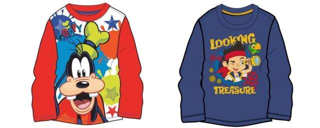verschiedene Disney- Kinder sowie Babyshirts lang-/kurzarm (Minions/Eiskönigin/Cars/Turtles/Sofia etc) für 4,98€ inkl. Versand | Aktion 3 Artikel = 5€ Rabatt - 3 Shirts zum Preis von 2