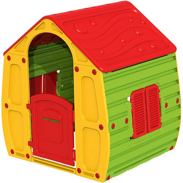 MYTOYS STARPLAST Spielhaus Traumhaus Gartenhaus für 34,54€ als Neukunde