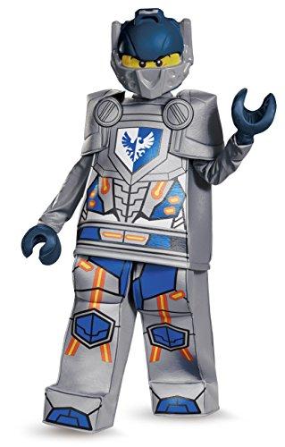 [Amazon.co.uk] LEGO Kostüm NEXO KNIGHTS CLAY PRESTIGE für 18€ anstatt >50€