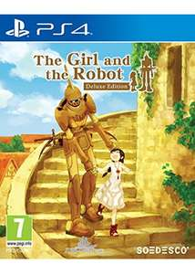 The Girl and the Robot Deluxe Edition (PS4) für 18€ (Base.com)