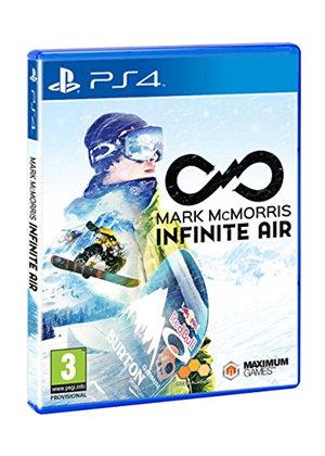 Mark McMorris Infinite Air (PS4) für 9,29€ (Base.com)