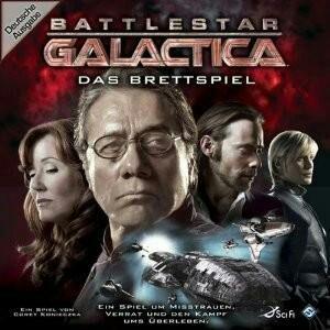 Battlestar Galactica (Thalia.de APP, Brettspiel, Gesellschaftsspiel)