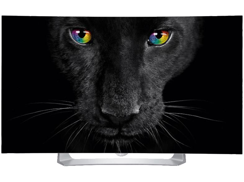 LG 55EG9109 OLED TV (Curved, 55 Zoll, Full-HD, 3D, SMART TV, web OS) für  977,-€ versandkostenfrei [Mediamarkt]