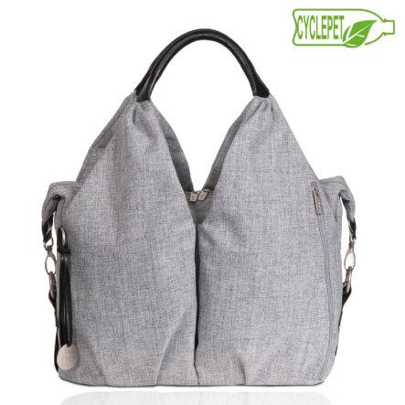 LÄSSIG Green Label Neckline Bag - DIE Umhänge-Wickeltasche für Muttis