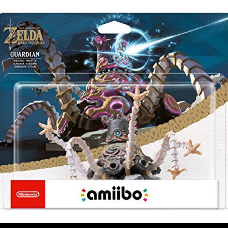 Amiibo Wächter - The Legend of Zelda (Breath of the Wild)