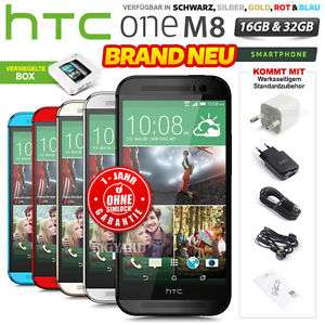 HTC One M8 NEU