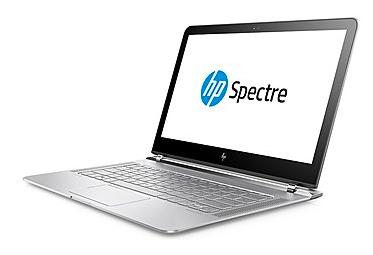"""HP Spectre 13: 13,3"""" FHD IPS, Intel® Core™ i7-7500U, 8GB RAM, 256 GB SSD, Bel. Tastatur, Wlan ac, USB-C, 1.11kg, Win 10 für 934,15€"""