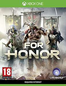 For Honor (Xbox One/PS4) für 19,75€ (Amazon.co.uk Prime)