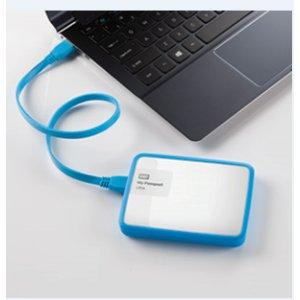 WD Grip Pack Schutzhülle + USB 3.0-Kabel für 1€ (Müller)