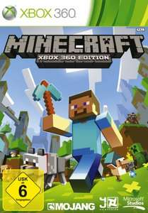 [Amazon Prime] Minecraft für Xbox 360 für 9,99€ (CD Version)