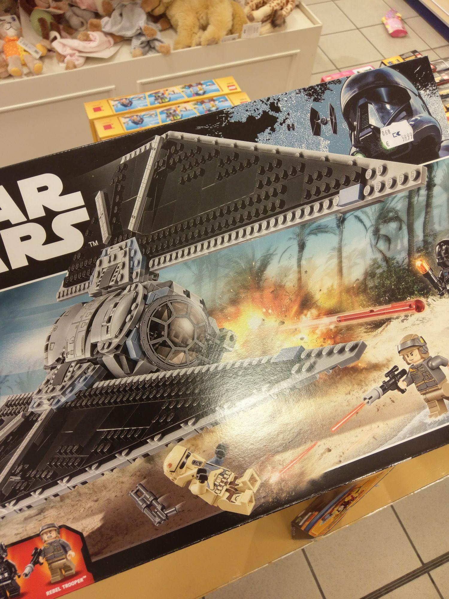 [Karstadt Esslingen]Star Wars Lego Tie Striker 30€, 50% auf ausgewählte Sets