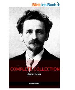 James Allen Collection mit 20 eBooks kostenlos (Amazon)
