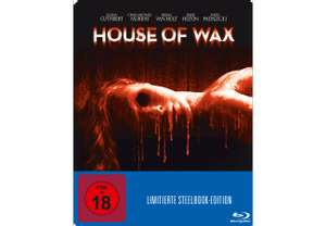 House Of Wax (Steelbook) [Blu-ray]