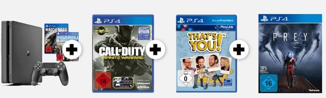 *UPDATE* Gönn-dir-Dienstag bei [Mediamarkt] - u.a. PS4 1TB mit 5 Spielen und Nacon Revolution Pro Controller für 282€