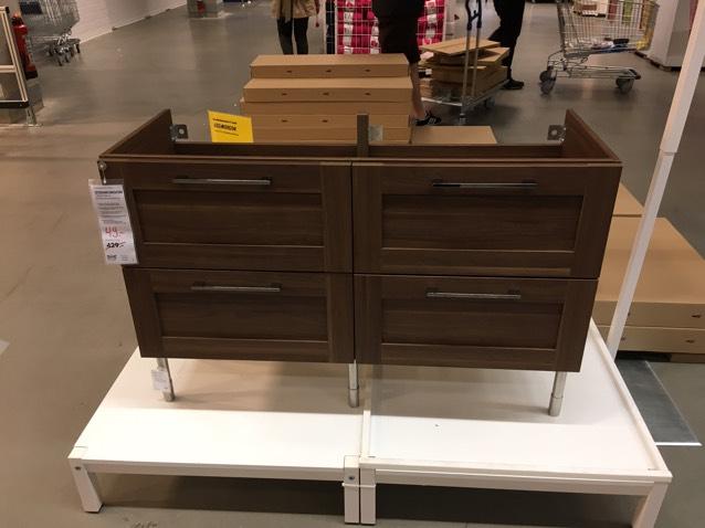 IKEA Waschtisch GODMORGON statt 429,- € [Lokal] Wuppertal
