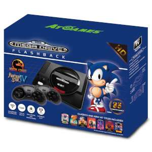 SEGA Mega Drive Mini HD With Wireless Controllers für 88.30€ @ iwantoneofthose