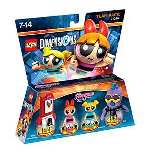 [Amazon.de > Prime] LEGO Dimensions - Team Pack - The Powerpuff Girls (Vorbestellung)