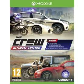 The Crew Ultimate Edition XBox One shop4de.com
