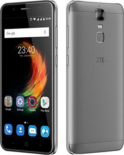 ZTE Blade A610 Plus (grau) - 5,5 Zoll Smartphone, 32 GB, 4 GB RAM, 5000 mAh - amazon.de