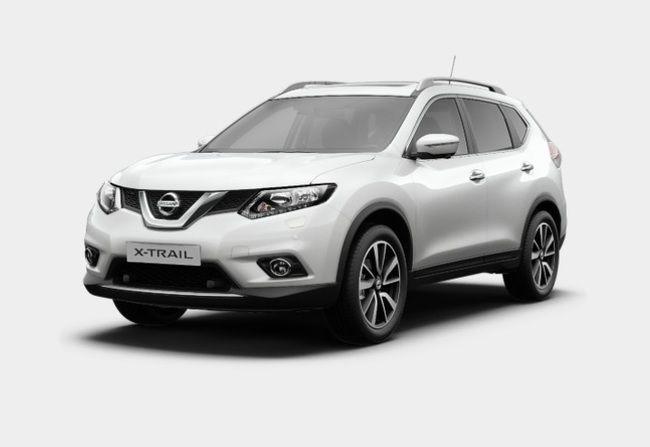 [Privat- & Gewerbeleasing] Nissan X-Trail N-Vision für 218€ / Monat bei 12 Monaten mit LF 0,63