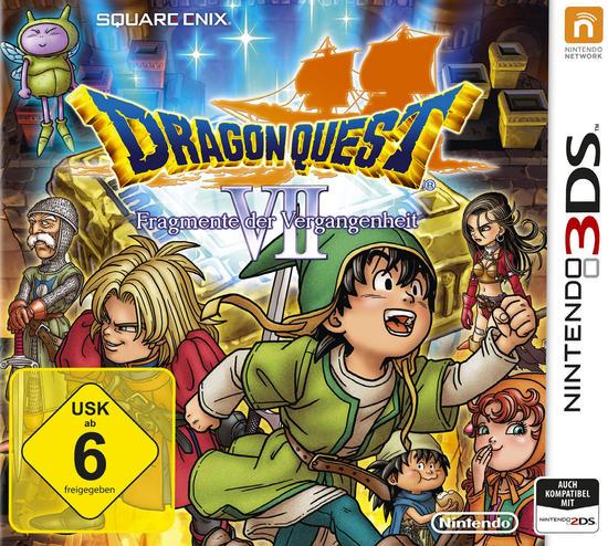 [Gamestop] Nintendo 3DS Game Sale - u.a. Dragon Quest 7, Super Mario 3D Land, Luigis Mansion 2 ab 10€ uvm.