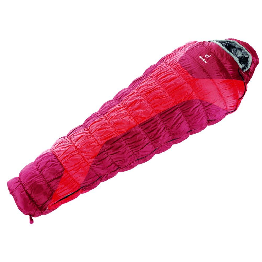 Deuter Exosphere -4 SL Günstiger Schlafsack für Damen und kleine Herren bis 175