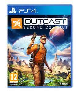 Outcast: Second Contact (PS4/Xbox One) für 33,79€ (Voelkner)