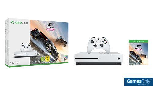 Xbox One S 1TB inkl. Forza Horizon 3