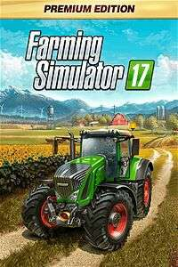[XBOX one] Landwirtschafts Simulator 2017 Premium Edition