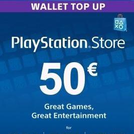 50€ PSN für 42€ (37€ für Neukunden)