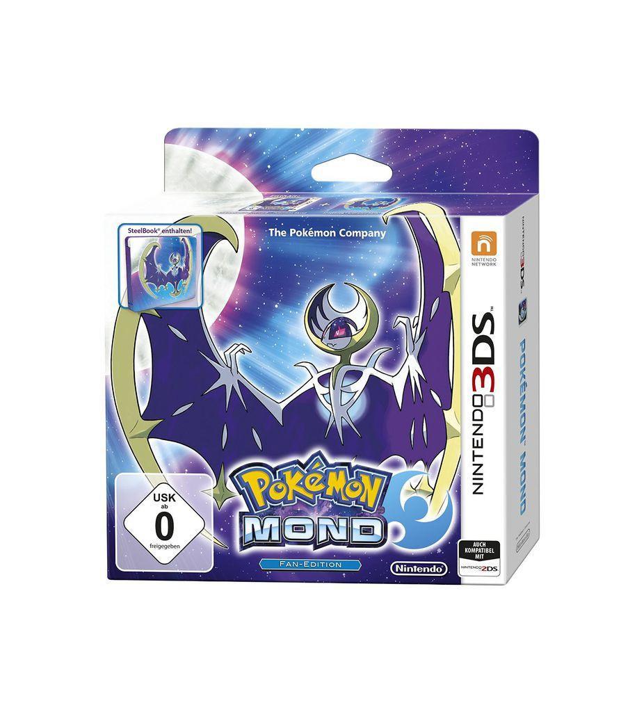 Pokemon Mond Steelbox günstig ohne Versandkosten @Real