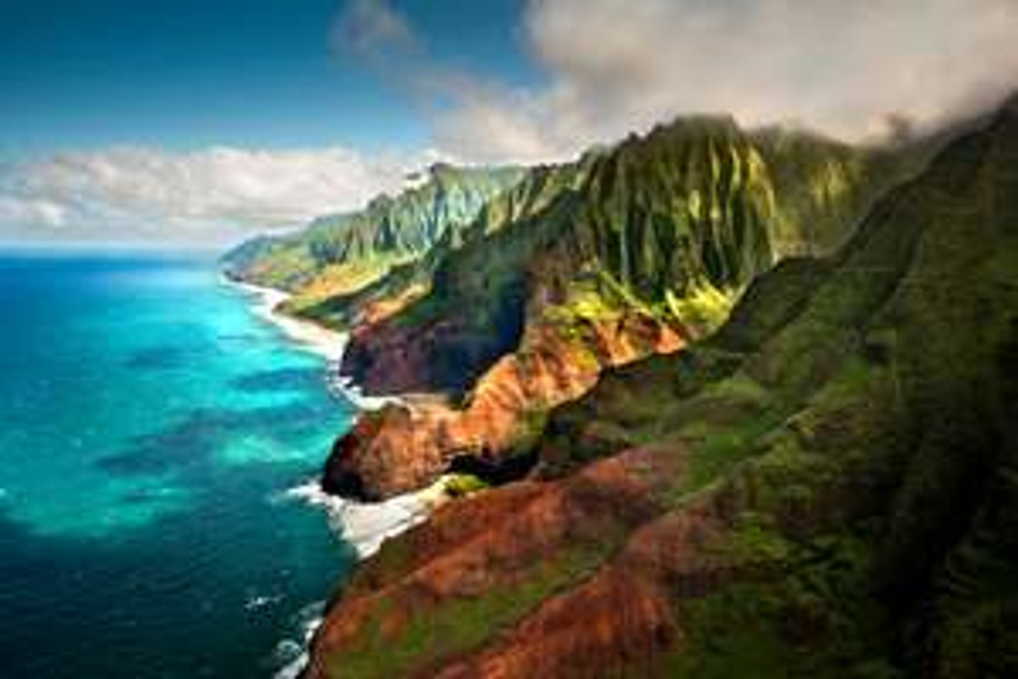 [August - Februar] Hin- und Rückflüge von Amsterdam, Venedig oder Mailand nach Hawaii (Honolulu, Kahului, Lihue oder Kona) ab 385€