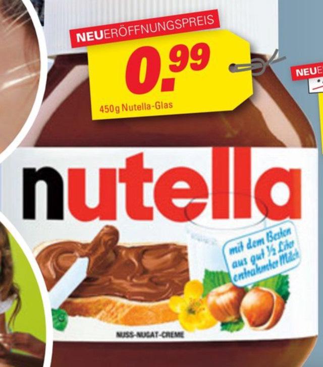 [Lokal]Nutella bei Höffner in Magdeburg
