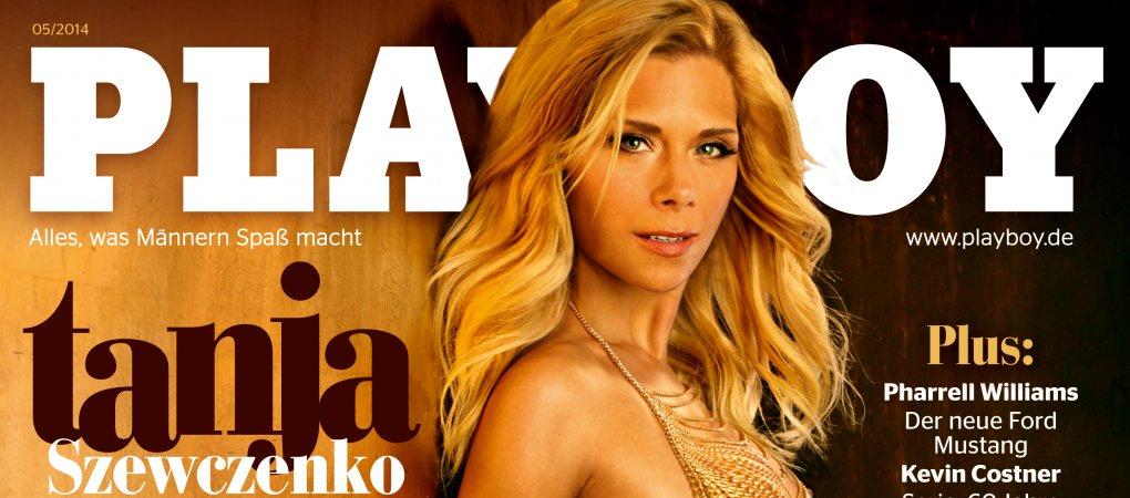 [Playboy] Playboy 2014/05 - Tanja Szewczenko - Gratis E-Paper
