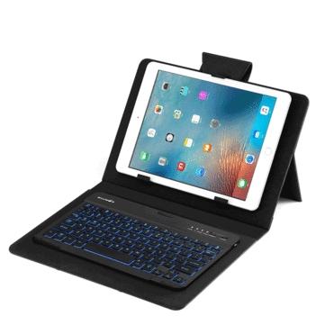[Banggood] RGB Bluetooth Tastatur mit Hülle  für 7-10 Zoll Tab oder iPad