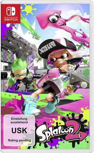 Splatoon 2 für Nintendo Switch günstig bei Voelkner