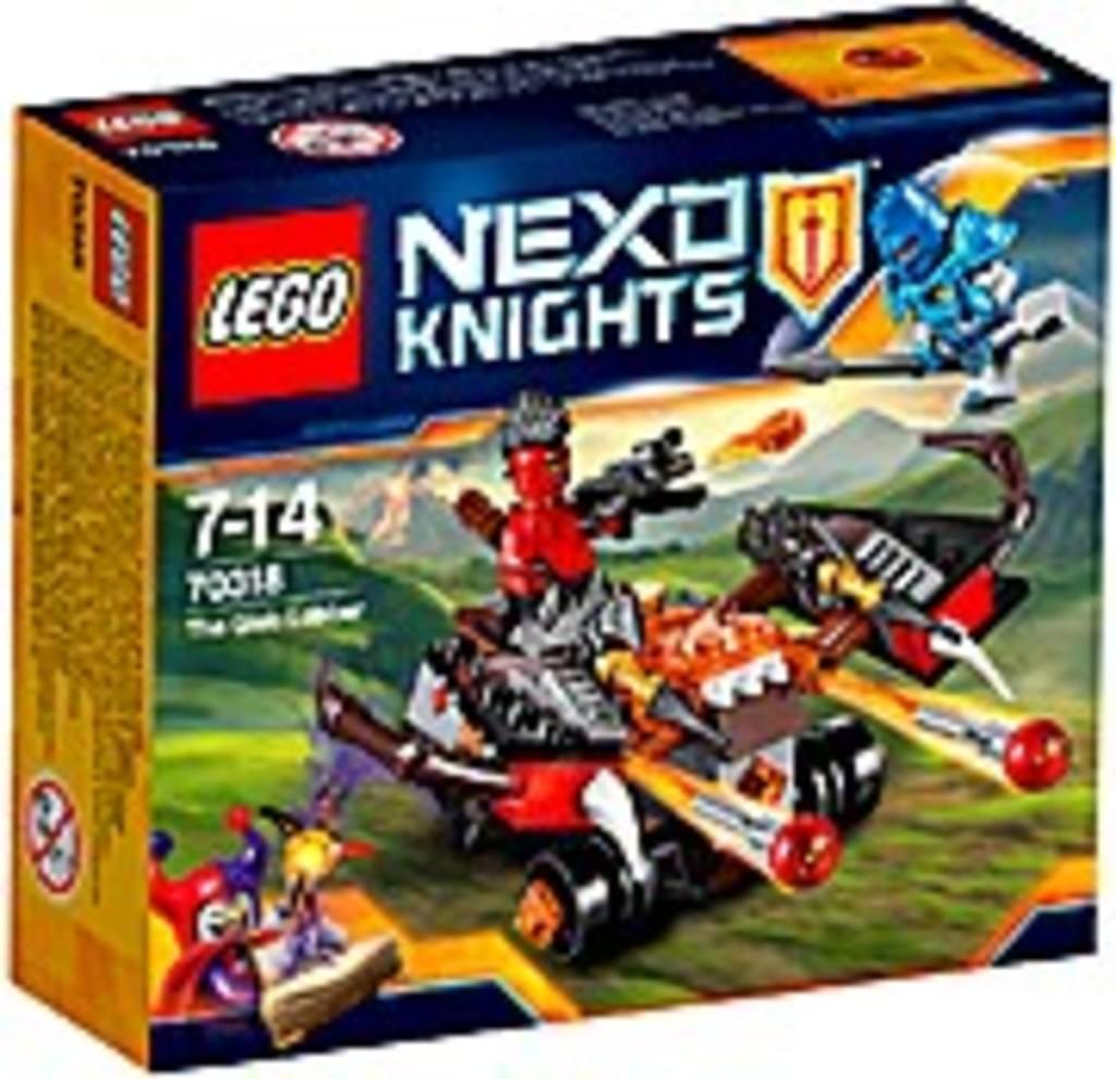 Real.de - LEGO NEXO KNIGHTS Globlin Armbrust für 5,77 Euro inkl. Versand