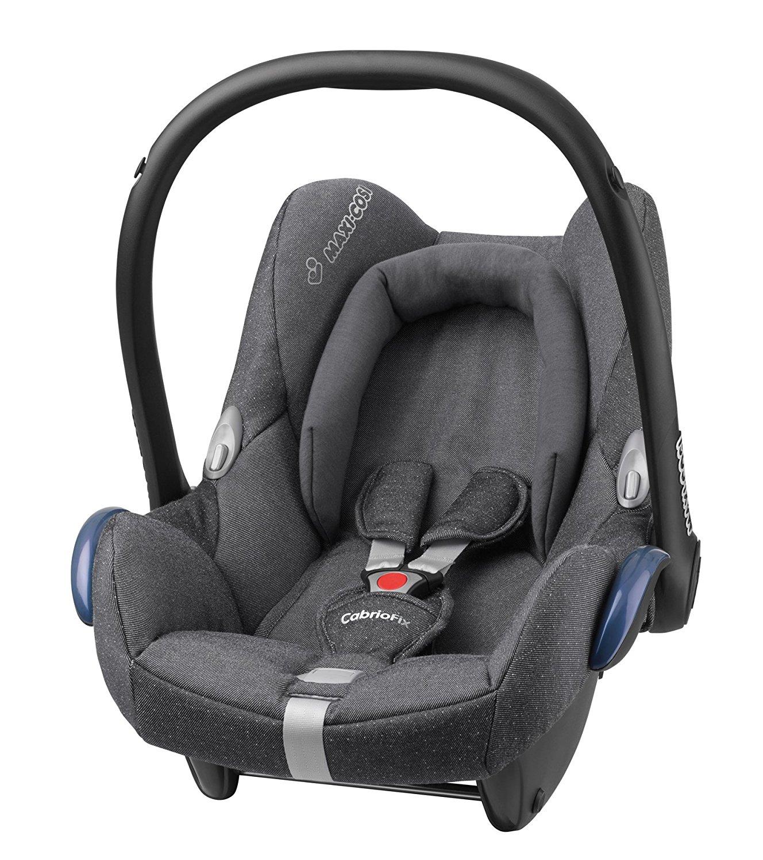 Maxi-Cosi Babyschale CabrioFix Modell 2017 für 104€ - Kindersitz von Geburt bis 13kg