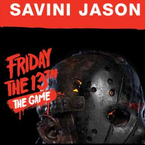 [Xbox One] Friday the 13th Tom Savini designed Jason Voorhees Skin gratis