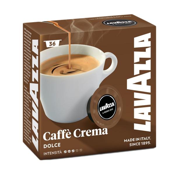 Preisfehler? Lavazza A MODO MIO caffè crema Dolce, Großpackung 36 Kapseln