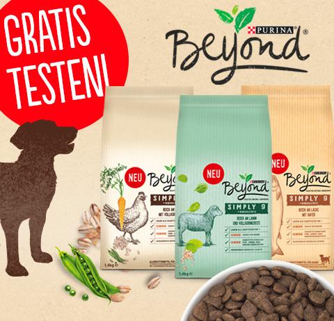 Purina BEYOND GRATIS TESTEN