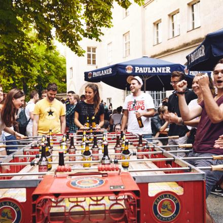 Originale on Tour - Paulaner Feierabendbier - 28.07.17 - [München & Regensburg] - Freibier !