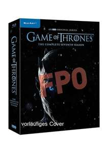 [Thalia App] Game of Thrones - Staffel 7 (Blu-Ray Steelbook) Vorbestellung