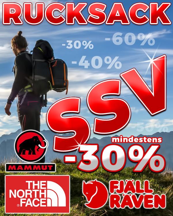 FjällRäven -30% auf Taschen, Rucksäcke,Textilien...